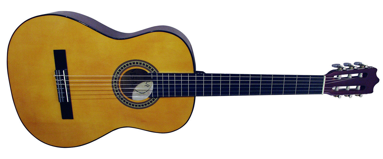 Akustická koncertní kytara