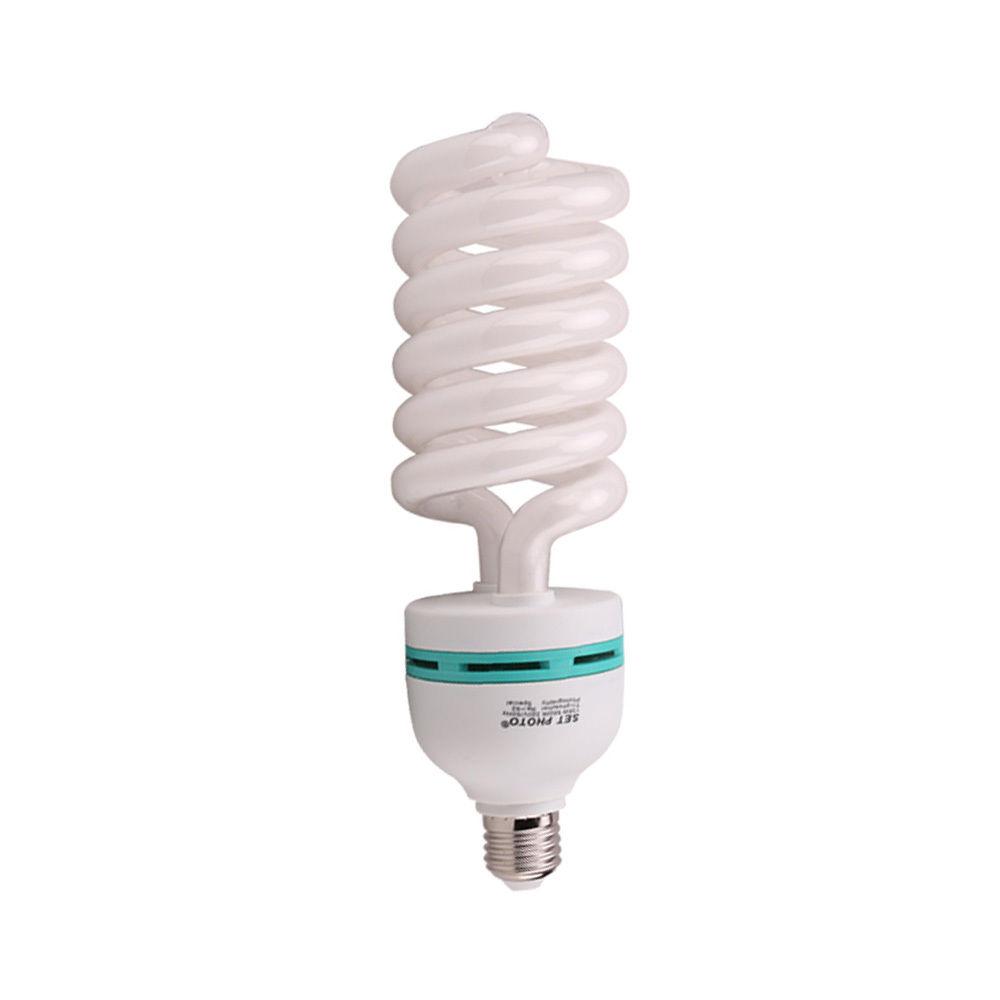Foto lampa - Spirálová úsporná zářivka E27 135W 5500K denní světlo
