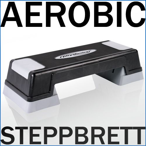 STEPPER AEROBIC - FITNESS zn. Physionics®