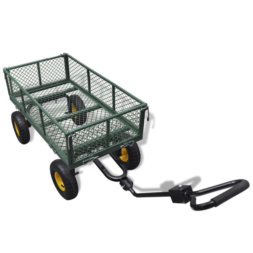 Zahradní vozík - Manipulační vozík - Nosnost 180 kg