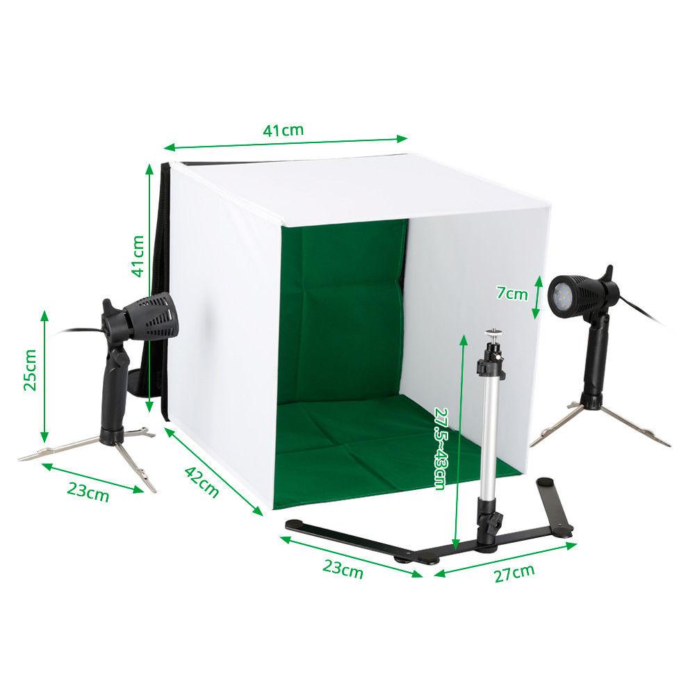 FOTO STUDIO, FOTO BOX, FOTO STAN 40 x 40 x 40 cm