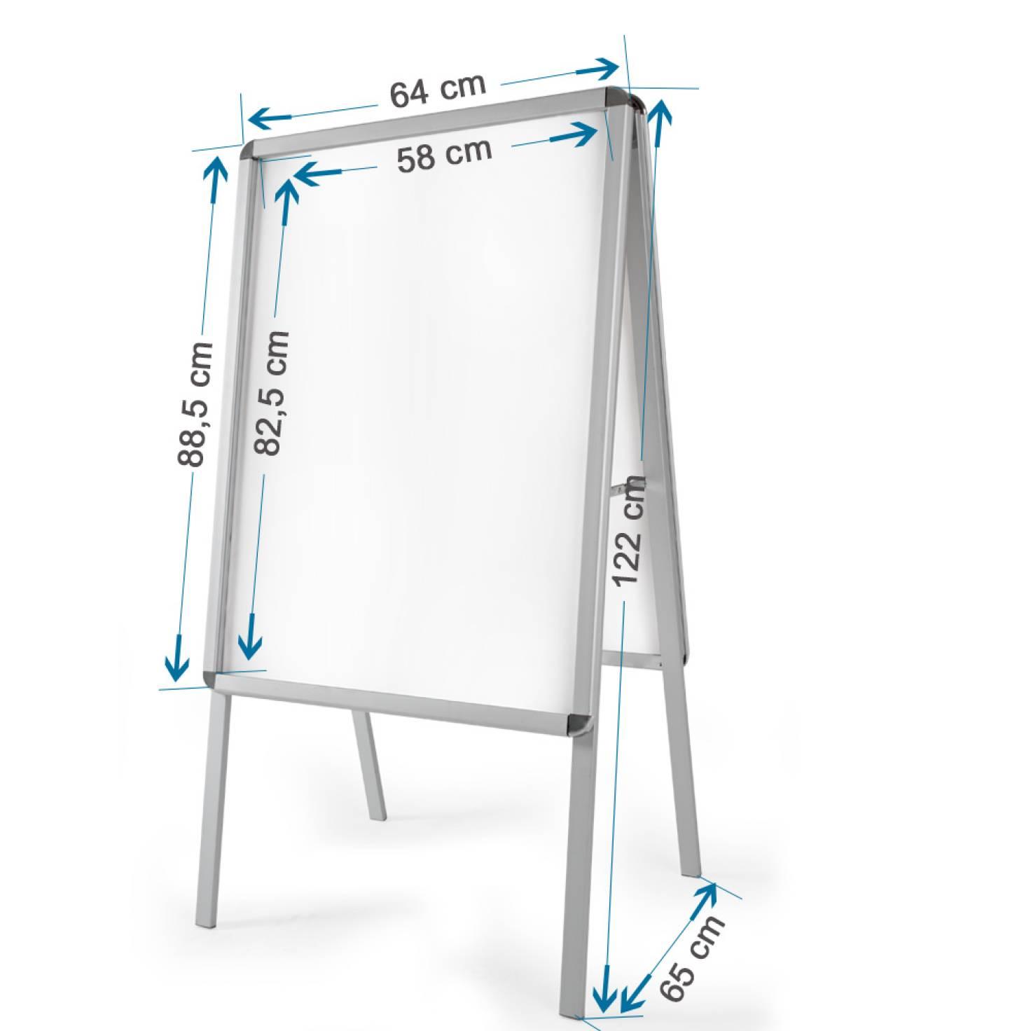 Reklamní stojan A1 - Reklamní poutač